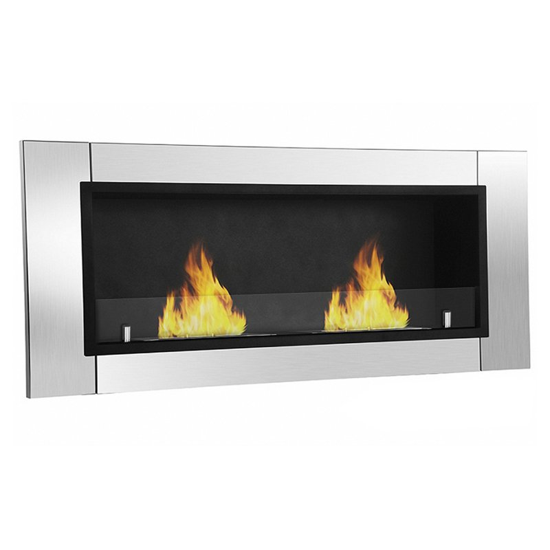 Valencia Wall Mounted Ethanol Fireplace